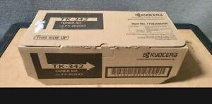 New Genuine Kyocera TK-342 Black Toner Cartridge for FS-2020D