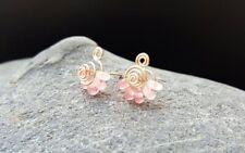 HANDMADE! Crystal Earrings 10081