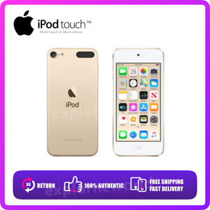 Apple iPod Touch (7th Generation) - Gold, 128GB - 1YEAR WARRANTY