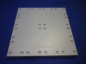 PLAYMOBIL Ersatzteil, Einzelteil, Bauteil: PLATTE, BODENPLATTE grau 18 x 18 cm