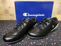 Champion 180079 Cleat Crampons Cleats Junior Boy's Black Shoes Size: 4 NWB