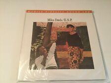 Miles Davis - E.S.P. 2 x 45RPM 180 GRAM LP MFSL SEALED