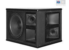 Better Music Builder CS-610 Professional 450 Watts Karaoke Vocal Speakers (Pair)