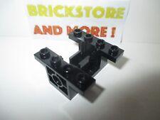 Lego - 1x Technic Gearbox 4x4x1 2/3 6585 Black/Noir/Schwarz