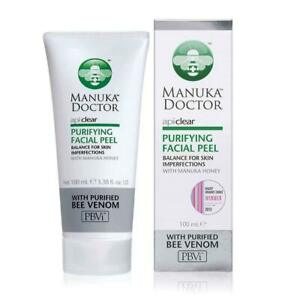 Manuka Doctor ApiClear Facial Peel 100 ml Clearance Offer genuine manuka doctor