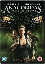 Anaconda 4 - Trail of Blood 5035822874435 DVD Region 2