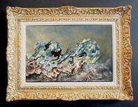 LILY MASSON (1920-2019) Fille du peintre André MASSON // Oeuvre Surréaliste (10)