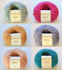 ROWAN - SILKY LACE - Garn - Wolle - 50g - Lace - 100g / 13,90 € -