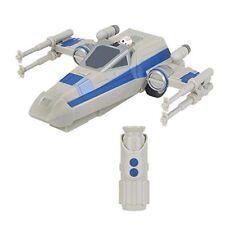 Thinkway Toys Star Wars Episode VII RC Vehicle Basic X-wing *clcshop/giw*