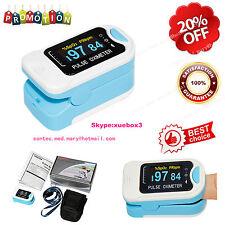Heart Pulse Rate Blood Oxygen Sensor OLED Paitent Monitor SPO2 Finger Meter,CE