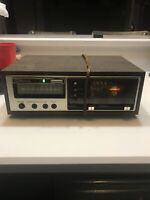 Vintage Craig 3307 Stereo 8-Track Player /Recorder Lights Up & Works