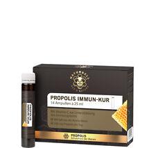 Naturbell Propolis Immun-Kur | unterstützt die natürl. Abwehrfunktion | 14x25ml