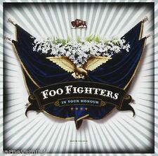 FOO FIGHTERS ( NEW SEALED 2 x CD SET ) IN YOUR HONOUR / HONOR