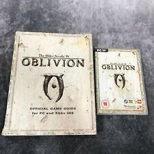 The Elder Scrolls IV Oblivion PC Game Complete DVD Rom + Official Game Guide