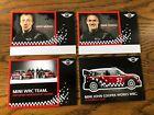 John Cooper Works Mini WRC -  Prodrive Rally Postcards - Meeke and Sordo