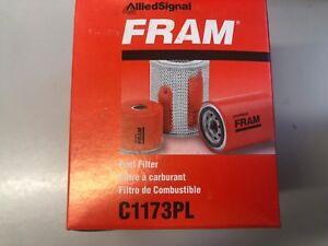 Fram Fuel Filter C1173PL - 4 complete filters