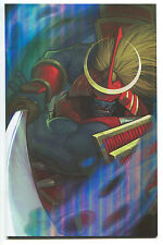 Darkstalkers 6 C Devils Due Udon 2005 NM Limited Foil Variant Skottie Young