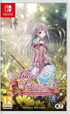 Atelier Lulua The Scion of Arland | Nintendo Switch New