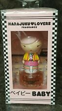 Harajuku Lovers Wicked Style Baby Perfume .33oz Gwen Stefani RARE find New