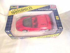Revell  Masterpieces PininFarina Mythos Ferrari 1:18 ''NEW,SEALED,MINT,CLASSIC