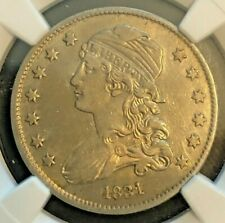 1831 Capped Bust Quarter - NGC XF Cleaned (Nice Coin)