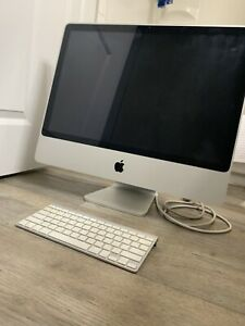 "Apple iMac 20,1 MA876LL/A 20"" 2.0 GHz Core 2 Duo 1GB 250GB Mid 2007"