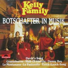 THE KELLY FAMILY - BOTSCHAFTER IN MUSIK  -  CD