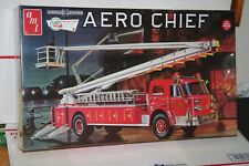 AMT 1:25 Scale American LaFrance AERO CHIEF FIRE TRUCK AMT980 Sealed Model Kit