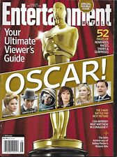 Entertainment Weekly magazine Oscar ultimate viewers guide Sidney Poitier