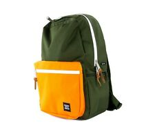 Herschel Harrison Forest Night & Orange 17L Backpack Classic Premium Backpack