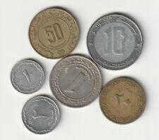 ARGELIA Lote de monedas