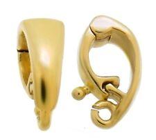 Clip für Anhänger 333 Gold für Ketten bis 3,5mm  (03)
