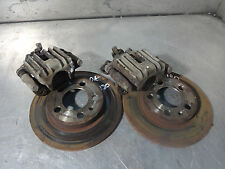 Audi TT 8N 98-06 180 Rear Brake Set Up in Calipers Disks and pads in VGC