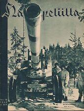 Finland Wartime Magazine Hakkapeliitta 1942 #15 - WWII