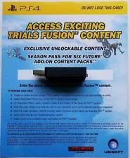 Trials Fusion Season Pass (Ps4 - US / Canada)