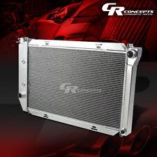 FOR 69-71 FORD LTD/FAIRLANE/GRAN TORINO V8 THREE ROW/CORE FULL ALUMINUM RADIATOR