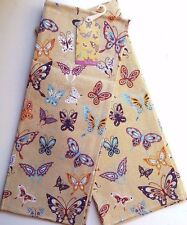 Toalla de té de algodón de la mariposa