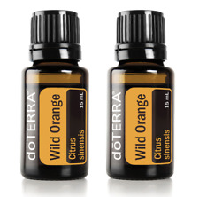 20%Off Code PARKA Ends 25/07 doTERRA Wild Orange 15mlx2 Essential Oil Aromathera