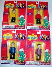 The Wiggles figures x 4 - Smiti Playset MISB