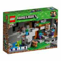 21141 LEGO Minecraft The Zombie Cave 241 Pieces Age 7 Years+