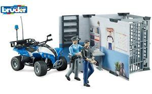 Bruder World Police Station - Item 62730