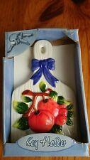 PMS Glazed Ceramic Key Holder