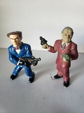 New listing Vtg 1990 Dick Tracy Pvc Flat Top & Prune Face Figures Lot of 2 Applause Disney
