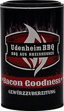 (100gr €4,13) Bacon Goodness Rub Neu jetzt 350gr Udenheim BBQ
