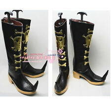 Blue Exorcist Ao no Amaimon Cosplay Shoes Boots S008