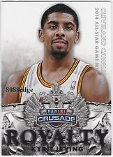 2013-14 PANINI CRUSADE ROYALTY: KYRIE IRVING #28 CLEVELAND CAVALIERS ALL-STAR