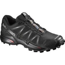 Salomon Speedcross 4 Laufschuhe schwarz