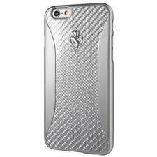 Étuis, housses et coques métalliques métalliques Ferrari pour téléphone mobile et assistant personnel (PDA)