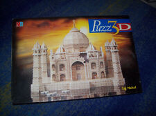 MB Puzz 3D - Taj Mahal -3D Puzzle Rissig über 1000 Teile das Grosse