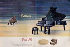 1962 Baldwin Piano PRINT AD